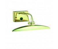Подсветка для картин Lux  Ideal Lux Mirror-20 AP2 Ottone  Золото (пр-во Италия)