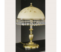 Лампа настольная Reccagni Angelo P 6206 G  (пр-во Италия)