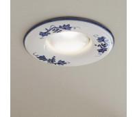 Встраиваемый светильник Ferroluce C481 FA  Белый (пр-во Италия)
