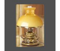 Лампа настольная Moretti Luce ART 1191.A.7  Бронза (пр-во Италия)