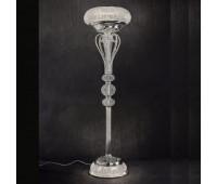 Торшер  Masiero Luxury Cristalry Silver/STL3+4 Asfour crystal  Серебро, прозрачный (пр-во Италия)