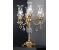 Настольная лампа Nervilamp 865/3+1C French Gold  Французское золото (пр-во Италия)