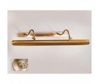 Подсветка для картин  Nervilamp 01051 Satin Bronze  Сатинированная бронза (пр-во Италия)