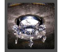 Точечный светильник Kantarel CD 007.2.1  Хром (пр-во Россия)