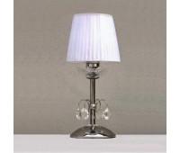 Лампа настольная DOGE LUCE Venice A058T01CR White  Хром (пр-во Италия)