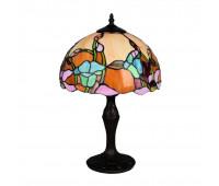 Настольная лампа  Omnilux OML-80904-01  Темно-коричневый (пр-во Китай)