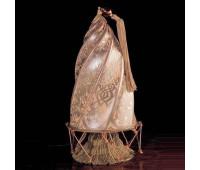 Настольная лампа Archeo Venice Design 103-00  Бронза состаренная (пр-во Италия)