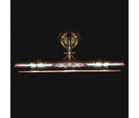 Подсветка для картин  Nervilamp 01007 Gold Leaf+Decor  Бронза (пр-во Италия)