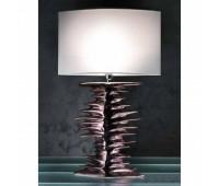 Настольная лампа Munari 104 8191 BR 11  Бронзово медный и глянец с пятнами (пр-во Италия)