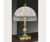 Лампа настольная Reccagni Angelo P 6200 G  Бронза (пр-во Италия)