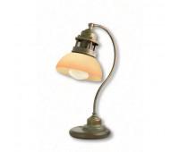 Лампа настольная Moretti Luce ART 1233.AR.4  Бронза состаренная (пр-во Италия)