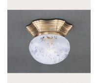 Накладной светильник Reccagni Angelo PL 7731/1 Bronzo arte  Бронза (пр-во Италия)