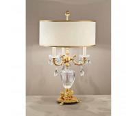 Настольная лампа  Arizzi 903/3/L  Состаренное французское золото (пр-во Италия)