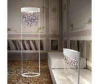 Торшер Masiero Ola STL2 V95  Металл с порошковым покрытием цвета белого опала (пр-во Италия)
