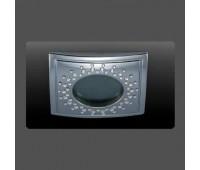 Точечный светильник Donolux SN1516-CH/CRYSTAL  (пр-во Россия)