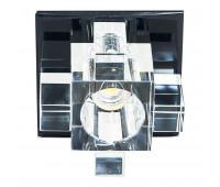 Встраиваемый светильник Feron 1525LED art.27815  Черный (пр-во Китай)