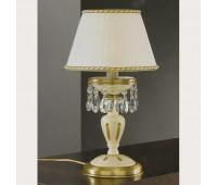 Лампа настольная Reccagni Angelo P 6606 P  Бронза (пр-во Италия)