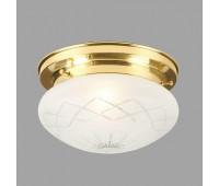 Накладной светильник Berliner Messinglampen d8-126crp  Золото (пр-во Германия)