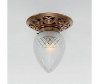 Накладной светильник Messinglampen  Berliner Messinglampen d115-123cr2b  Бронза (пр-во Германия)
