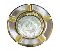 Встраиваемый светильник Feron 098T art.17660  Титан, золото (пр-во Китай)