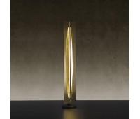 Торшер Reflex Angelo TERRA  Золотая фольга, полированная латунь (пр-во Италия)