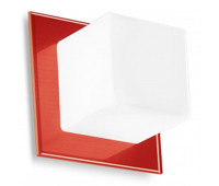 Настенно-потолочный светильник light Linea Light 6411  Красный (пр-во Италия)