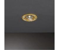 Точечный светильник La Lampada SPOT 85/1 Ceramic English  Зеленый (пр-во Италия)
