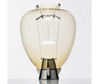 Настольная лампа Barovier&Toso Barovier 6536/AA  Хром (пр-во Италия)