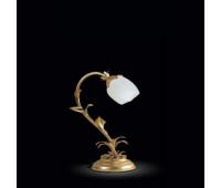Настольная лампа Renzo Del Ventisette LVP 13571/1 DEC. 055  Золото + античное серебро (пр-во Италия)