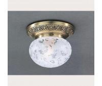 Накладной светильник Reccagni Angelo PL 7741/1 Bronzo arte  Бронза (пр-во Италия)