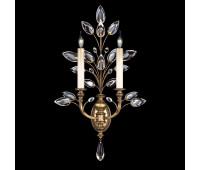 Бра  Fine Art Lamps 773150ST  Состаренное золото (пр-во США)