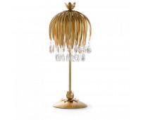 Настольная лампа  Eurolampart 1084/03BA Oro foglia  Золотое фольгирование (пр-во Италия)