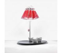 Настольная лампа  Ingo Maurer Campari Bar 1365000  Черный, белый (пр-во Германия)