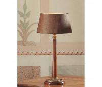 Настольная лампа IL Paralume Marina 783  Золото, коричневый (пр-во Италия)