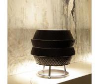 Настольная лампа Rugiano W69/TA50 C  Хром (пр-во Италия)