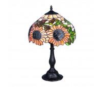 Настольная лампа  Omnilux OML-80404-01  Темно-коричневый (пр-во Китай)