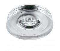 006110 Светильник LEI CR MR16/HP16 ХРОМ/ПРОЗРАЧНЫЙ (в комплекте) Lightstar 006110  Хром,прозрачный (пр-во Италия)