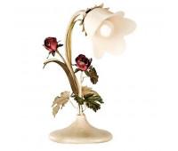Настольная лампа Passeri  LP.7555/1 Dec.05  Слоновая кость (пр-во Италия)