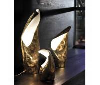 Настольная лампа Munari 104 7200 G  Чистое золото с пятнами (пр-во Италия)