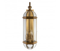 Бра L'arte  L'arte Luce Luxury Lantern L02223  Медный (пр-во Италия)