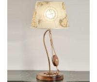 Лампа настольная Favel 04994/000LT  Бронза (пр-во Италия)
