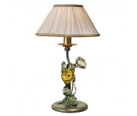 Настольная лампа Passeri  LP.7545/1/B Dec. 098+01  Зеленая бронза (пр-во Италия)