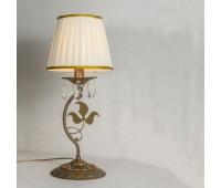 Настольная лампа DOGE LUCE Venice 520TO1 GD Dark BR./BR  Бронза (пр-во Италия)