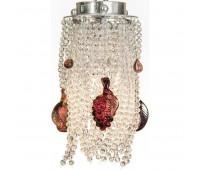 Точечный светильник  Tredici Design 1399R/SPOT AG L  Серебро (пр-во Италия)