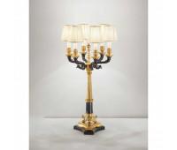 Настольная лампа  Arizzi 1950/6/L  Состаренное французское золото, черный (пр-во Италия)