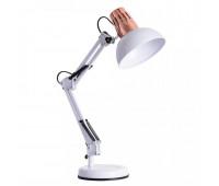 Светильник настольный Arte Lamp A2016LT-1WH LUXO  Белый (пр-во Италия)
