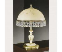 Лампа настольная Reccagni Angelo P 6806 G  Бронза (пр-во Италия)
