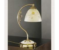 Лампа настольная Reccagni Angelo P 6958 P  Французское золото (пр-во Италия)