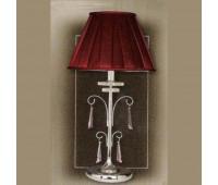 Настольная лампа  Salvilamp 4156/30 oro  Хром (пр-во Испания)
