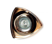 Точечный светильник  Voltolina(Classic Light) 640 ambra  Янтарный (пр-во Италия)